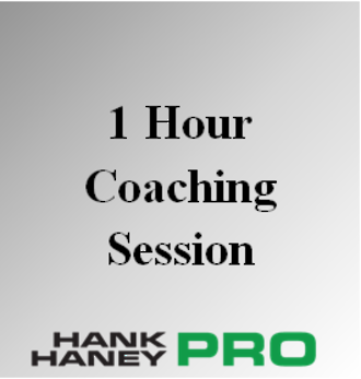 1 Hour Private Coaching