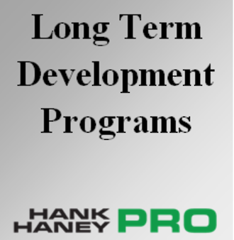 Long Term Development Programs