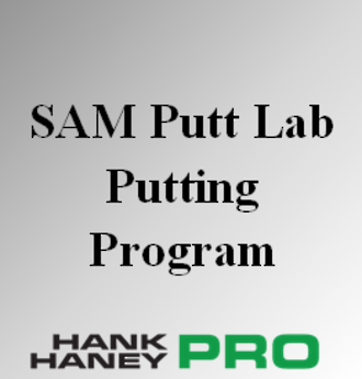 SAM Putt Lab Putting Program