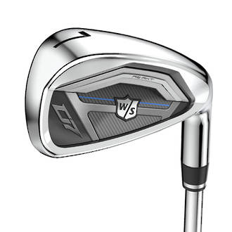 Wilson Staff D7 Irons - Steel (4-SW)