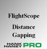 Distance Gapping with FlightScope